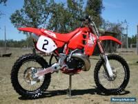 HONDA 1989 CR500R