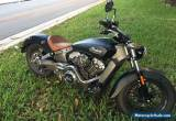 2015 Indian Indian Scout for Sale