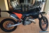 2007 KTM125sx Motocross Bike for Sale