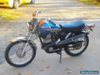1975 Harley-Davidson Z-90