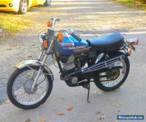 1975 Harley-Davidson Z-90 for Sale