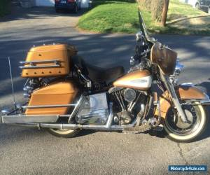 Motorcycle 1970 Harley-Davidson Touring for Sale
