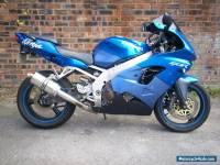 kawasaki zx9r c2 damage repairable road or race track bike