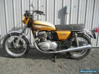 1973 Yamaha TX 750