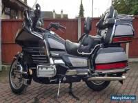 1998 HONDA GOLDWING GL1500 black no reserve