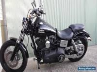 Harley Davidson Dyna Street Bob 2013