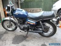 1981 HONDA  CM200T  BLUE