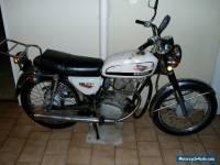 HONDA CB100 K2 1972