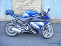 Yamaha yzfr yzf r 125 r125