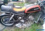HONDA CM250 CLASSIC CHOPPER PROJECT BASKET CASE NEEDS WORK BIG HP TWIN CAFE LAMS for Sale