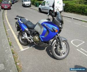 2001 HONDA XL 1000V VARADERO BLUE for Sale