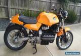 BMW K100RS Cafe Racer for Sale