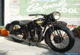 1935 Norton 1935 Rudge Tourist 250 for Sale