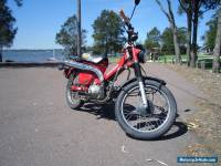HONDA CT110 POSTI BIKE