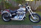 Harley 09 Dyna S&S 106cc Big Bore + Extra's for Sale