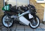 Spondon Yamaha Tz250 5KE race bike gp bike for Sale