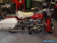 1961 Harley-Davidson Duo Glide