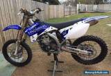 Yamaha YZ250F for Sale