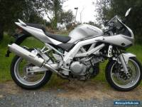 Suzuki SV 1000 S Still Sounds and rides as New !