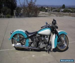 1950 Harley-Davidson Panhead for Sale