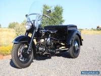 1958 Harley-Davidson Servi Car