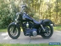 2015 Harley Davidson Dyna Street Bob FXDB