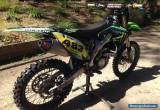 KAWASAKI KX250F KX 250 F for Sale