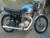 TRIUMPH BONNEVILLE 1972  T120v