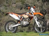 KTM 450 EXC 2014 NSW registration