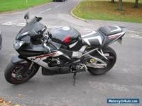 HONDA FIREBLADE  CBR 929 RRY 2000 - 2001 BLACK 31,750 MILES LONG MOT
