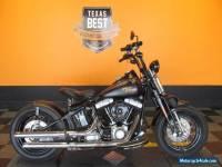2009 Harley-Davidson Softail Crossbones - FLSTSB