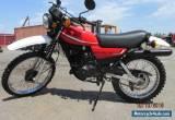YAMAHA DT175 - 1981  RESTORED  $3990 for Sale