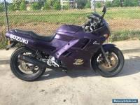 SUZUKI 250 ACROSS MOTORCYCLE LEARNER SPORTS BIKE RUNS GREAT