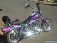 "Harley Davidson 2000 Model  Dyna Wide Glide.""""96 ci """""