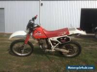 Honda XR 250 1990