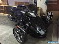 2014 Can-Am Spyder STS
