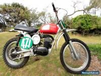 Husqvarna 250 cross 1969-70