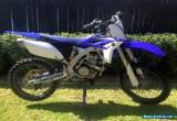 2012 Yamaha YZ250F for Sale