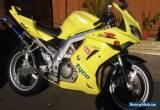 suzuki sv650 no reserve for Sale