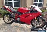 2008 Ducati Superbike for Sale
