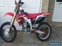 HONDA CRF450 ROAD LEGAL