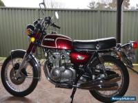 Honda 350 Four Motorcycle