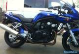yamaha fazer fzs600(52 reg)tourer commuter for Sale
