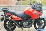 2011 SUZUKI DL 650 AL1 ORANGE for Sale