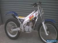 Yamaha TYZ250 TYZ 250 Trials bike