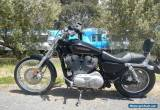 Harley Sportster 2009 883 cc Custom for Sale