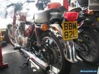 Honda CB250 K4 - 1973