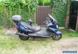 2002 SUZUKI AN 650 K3 BLUE for Sale