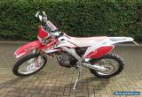 2014 HONDA CRF 250 X RED for Sale