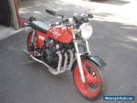 SUZUKI GS550 1978